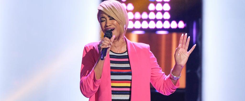 "Khalea Lynee Sings ""Best Part"" For The Voice Audition"
