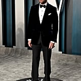 Tom Ford at the Vanity Fair Oscars Afterparty 2020