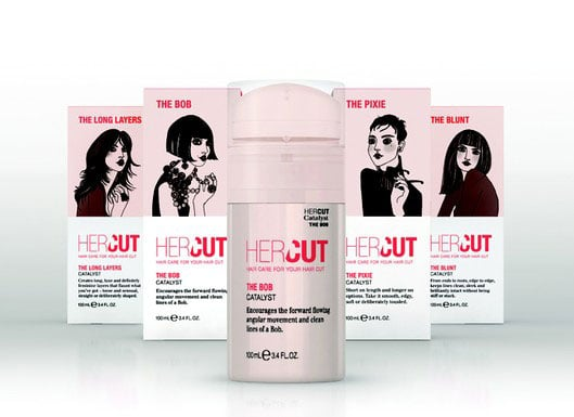 Would You Buy a Haircare Line That Caters to Your Haircut?