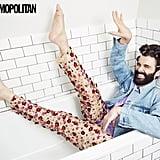 Jonathan Van Ness Cosmopolitan UK Cover January 2020