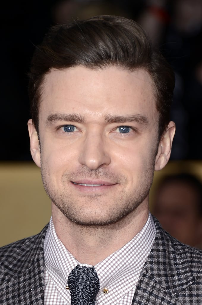 Justin Timberlake was one of many presenters at the 19th Annual SAG Awards.