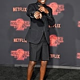 Caleb McLaughlin at Stranger Things Season 2 Premiere
