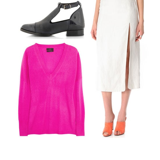 The New Season Colours Our Editors Will be Buying in 2013