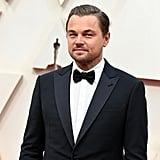 Leonardo DiCaprio at the 2020 Oscars