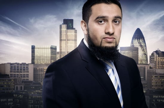 Photos and Interview With Majid Nagra, Who Was the Third Contestant Fired From The Apprentice