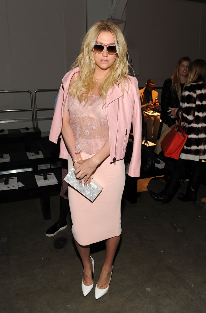 And was also seen at Timo Weiland. Is a makeover in store for the star?