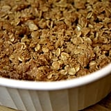 Apple Pear Oatmeal Crisp