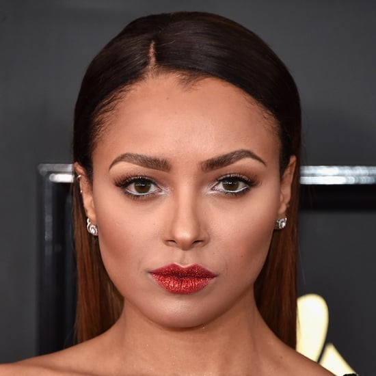 Kat Graham's Makeup at the 2017 Grammys