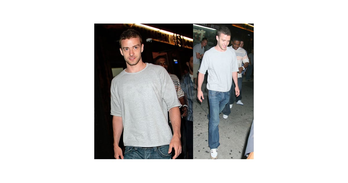 JT Is Bringing 90s Weightlifting Fashion Back | POPSUGAR ...