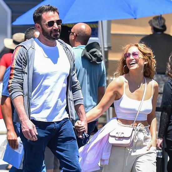Jennifer Lopez and Ben Affleck's Cutest Photos Since Reunion