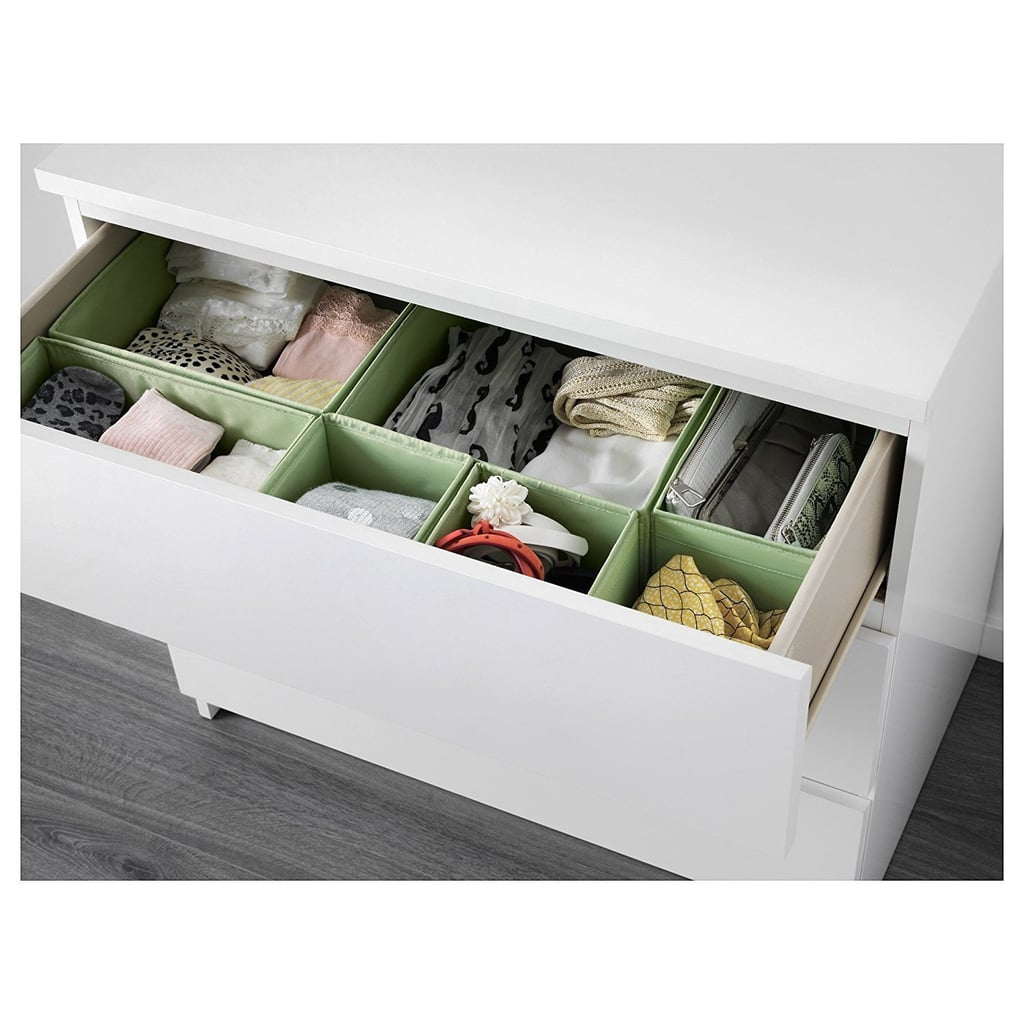 Ikea Drawer Storage Organizer Box
