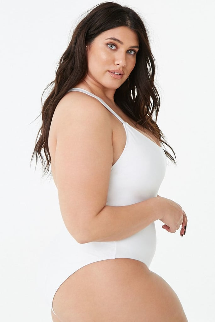 Forever 21 Plus-Size One-Piece Swimsuit