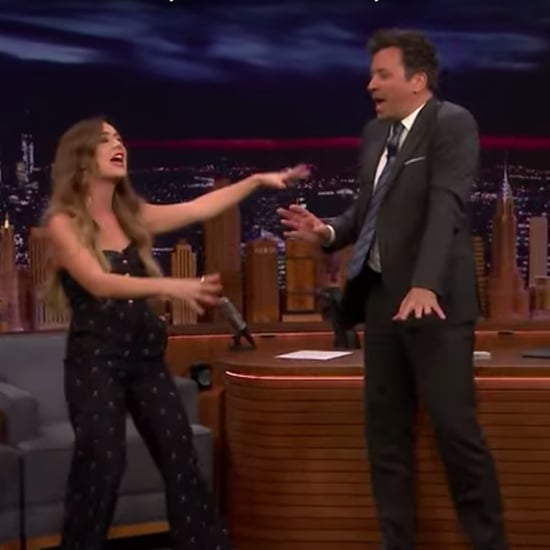 Billie Lourd Talks American Horror Story on Jimmy Fallon