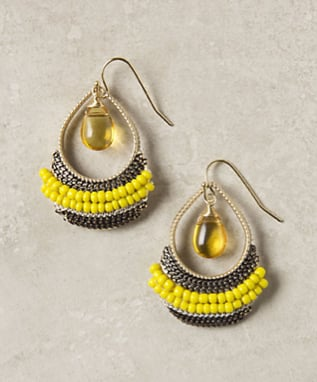 Anthropologie Narmer Earrings ($32)