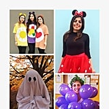 DIY Halloween Costumes 2018