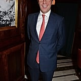 Jack Brooksbank at Harry's Bar Launch in London