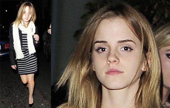 13/04/2009 Emma Watson