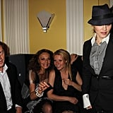Pictures of Victoria Beckham, Gwyneth Paltrow and Madonna