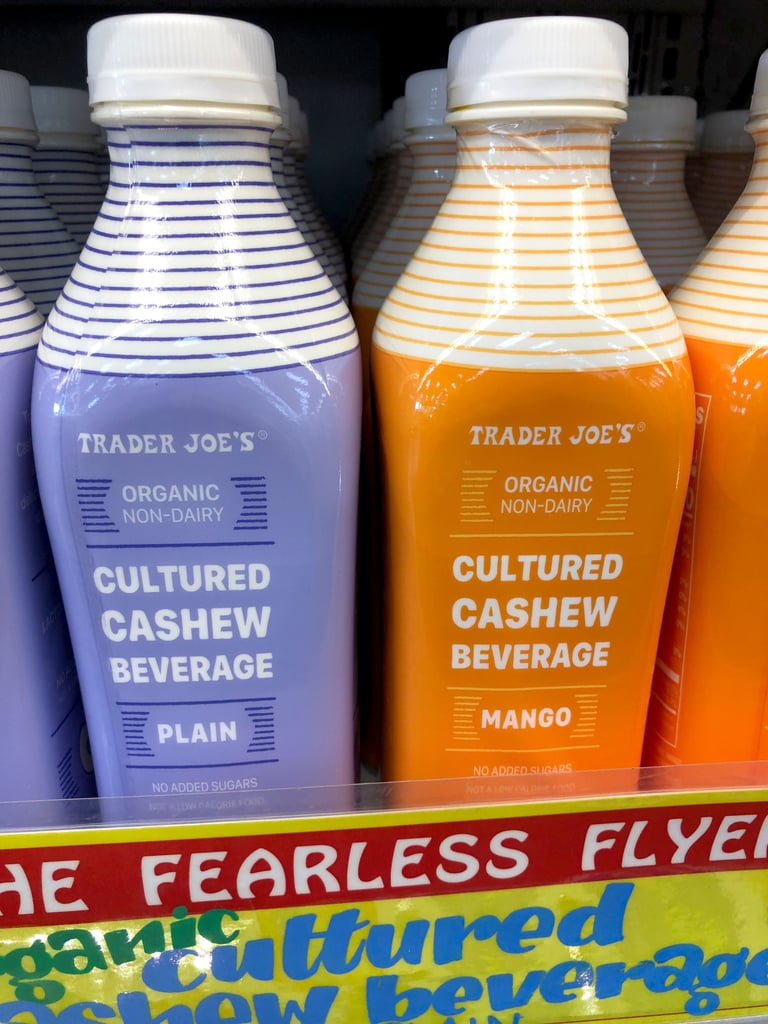 Trader Joe's Cultured Cashew Beverage Review