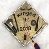 Beauty-Lovers Will Snort With Laughter at This Hilariously Relatable Graduation Cap
