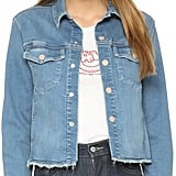 Mother Straight A Fray Jacket ($298)