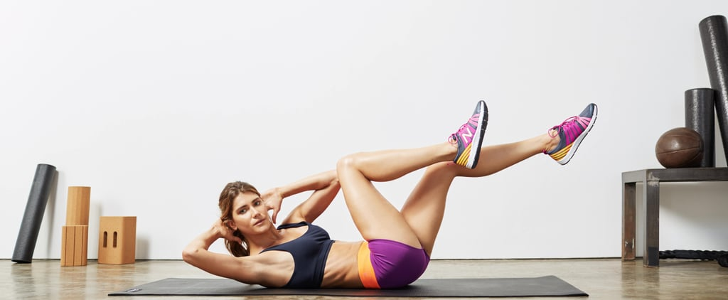 Strong, Shapely Legs and a Sculpted Core Will Be Yours With This Bodyweight Workout