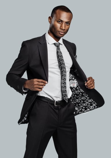 Marvel and DC Formalwear Men's Fashion Line