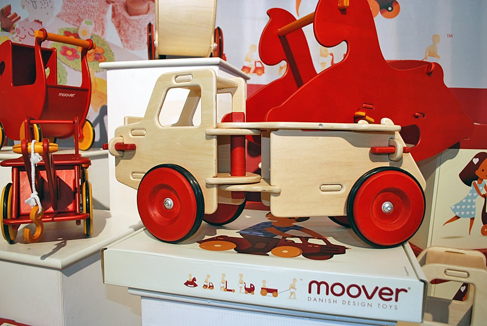 Moover Toy Truck