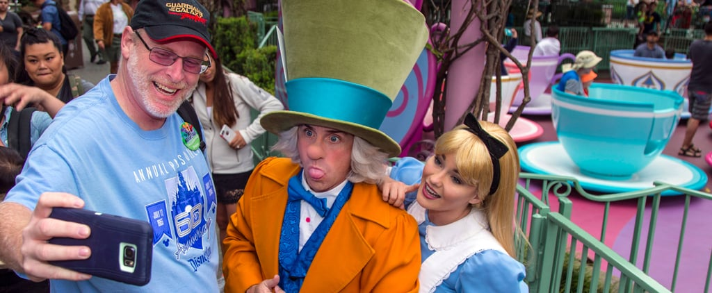 This Air Force Veteran Visited Disneyland 2,000 Days in a Row and Has No Plans to Stop There