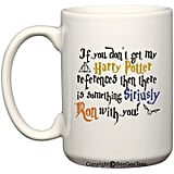 Harry Potter References Mug