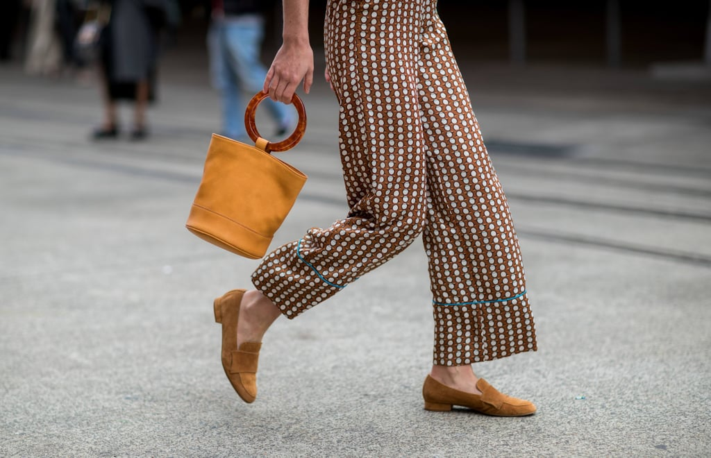 How to Wear Flats Fall 2018
