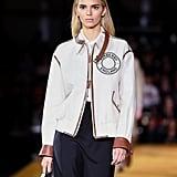 Kendall Jenner Debuted Blonde Hair at London Fashion Week