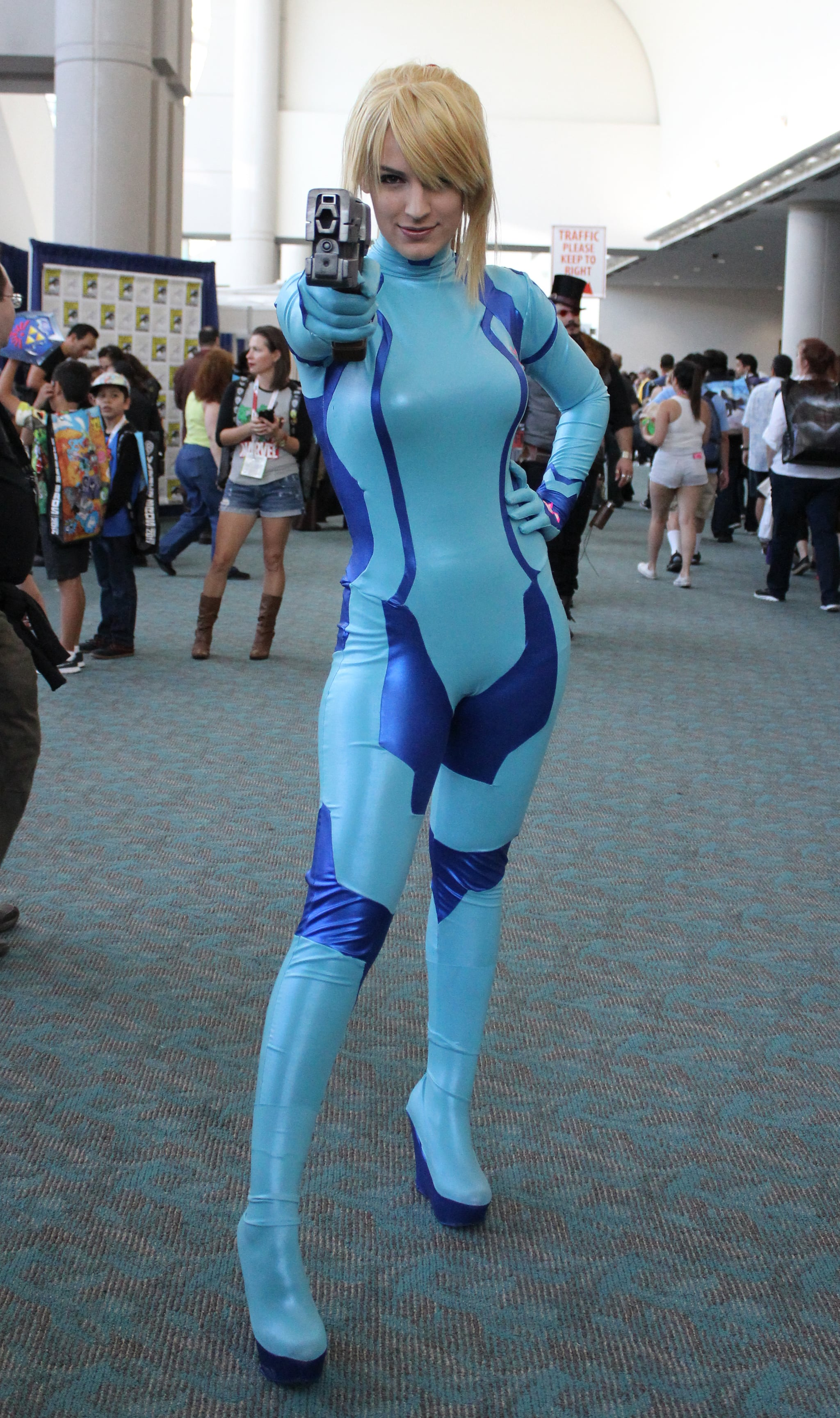 Zero Suit Samus From Super Smash Bros Brawl 101 Wildly Creative