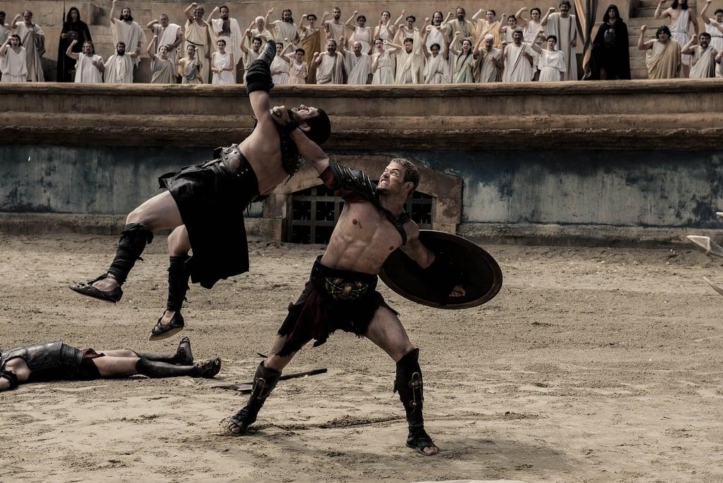 The Legend of Hercules Pictures of Kellan Lutz
