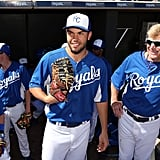 Eric Hosmer, Kansas City Royals