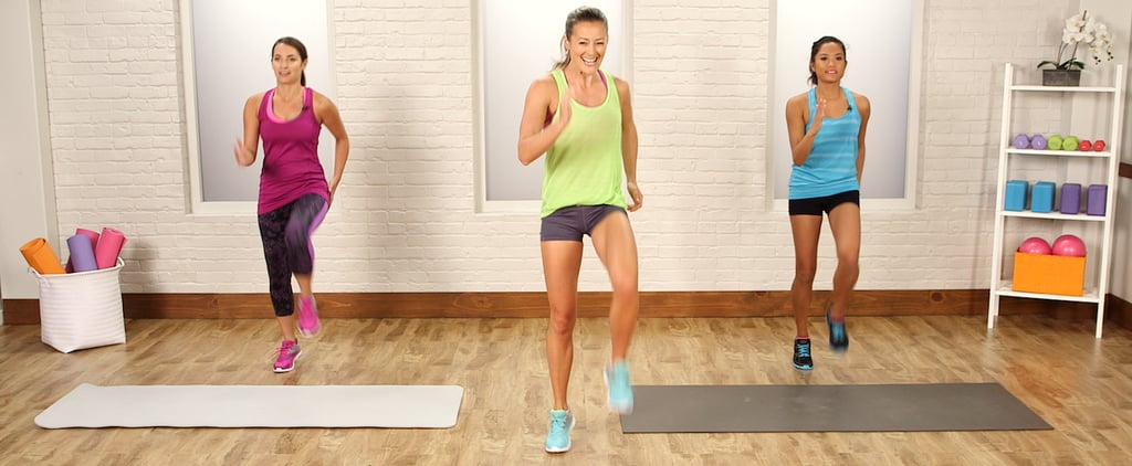 Home Exercise | 20-Minute No-Run Cardio Workout