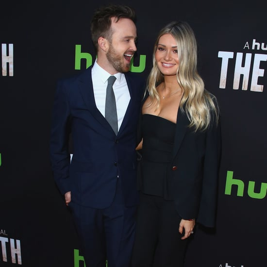 Aaron Paul's Wife Pregnant With First Child