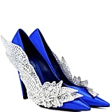 Balenciaga Embellished Satin Pumps