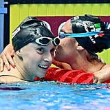 Katie Ledecky Wins the 800m at the 2019 World Championships