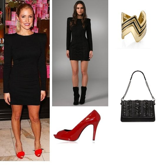 Get Kristen Cavallari's Look From The Juicy Couture Launch