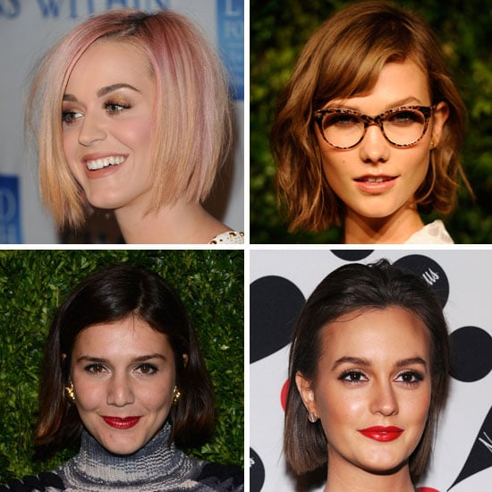 Pictures of Celebrities With Bob Haircuts
