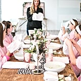 Spa Birthday Party Theme For Tweens and Teens