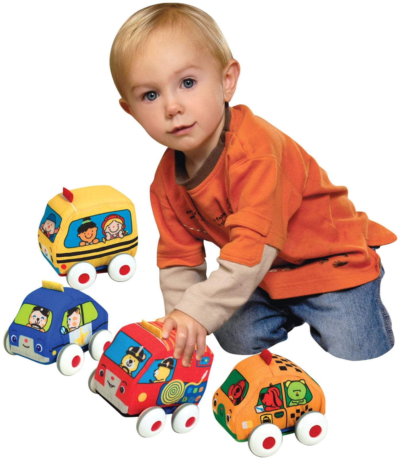 Toy Cubby Adorable Baby/'s Play Gym Mat and 5 Toys without Music