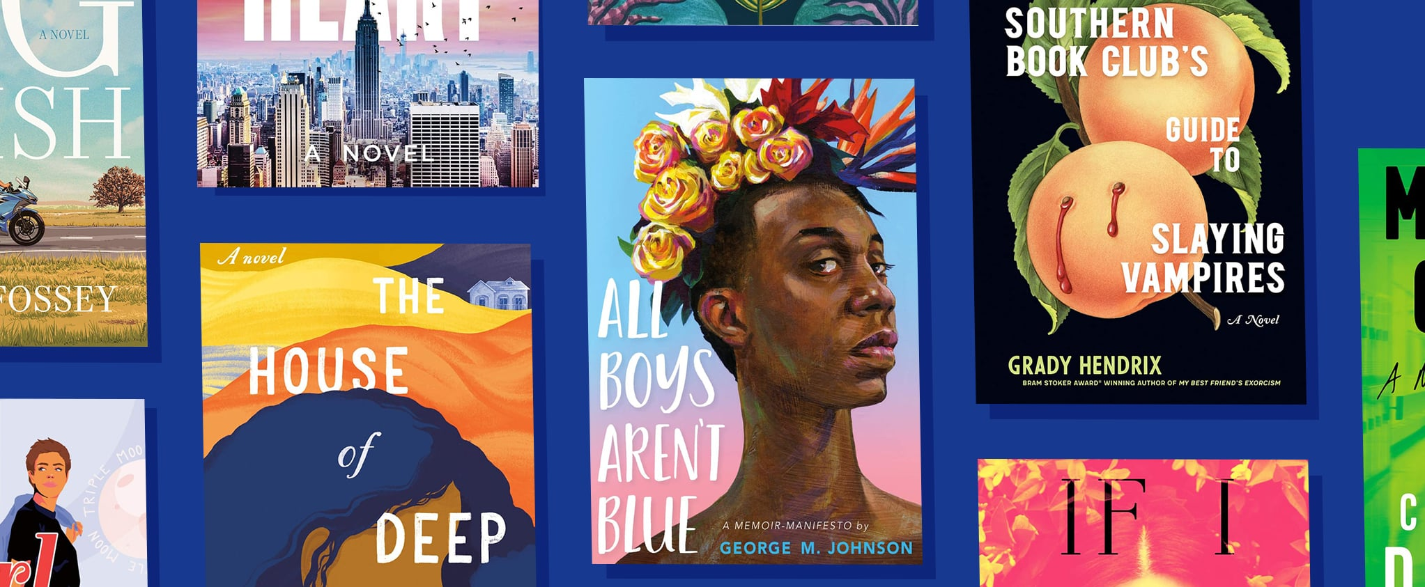 The Best New Books Coming Out in April 2020