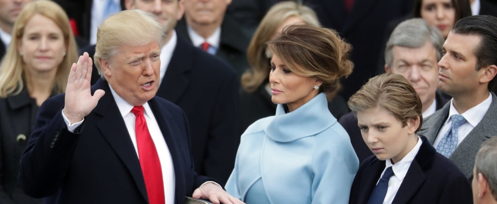 Donald Trump Spent Thousands on Makeup For the Inauguration