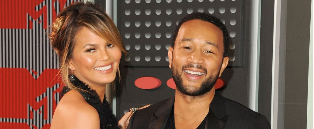 John Legend Solidifies His Status as Best Husband Ever With a Hilarious Video of Chrissy's Underwear Drawer