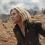 Black Widow, aka Natasha Romanoff