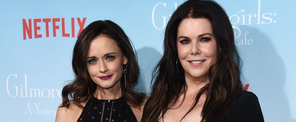 Lauren Graham's Message For Alexis Bledel's First Emmy Win