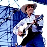 George Strait in 1983