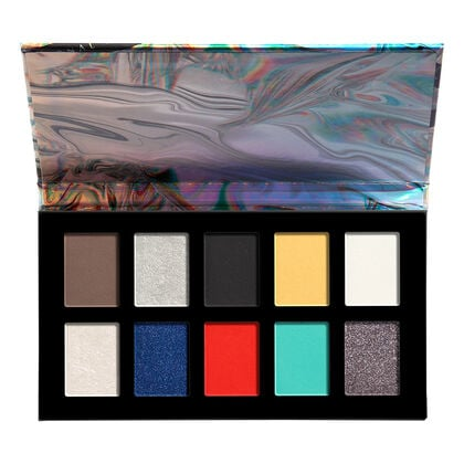 Aquaria x NYX Professional Makeup Color Palette
